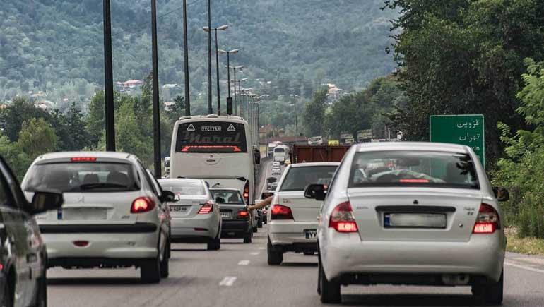 جدیدترین وضعیت راه های کشور و جاده ها در کرونا
