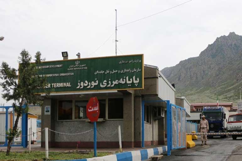 مرز زمینی ایران و ارمنستان مسدود شده است