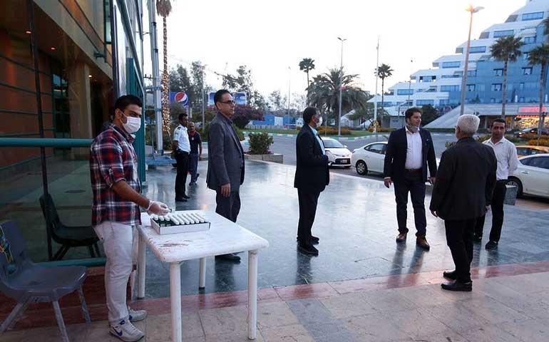 کیش اولین شهر بدون کرونا: جزیرهای عاری از نگرانی