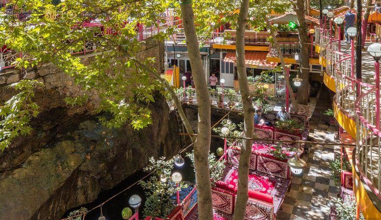 دربند تهران؛ از سرسبزی درختان تا عظمت کوهستان