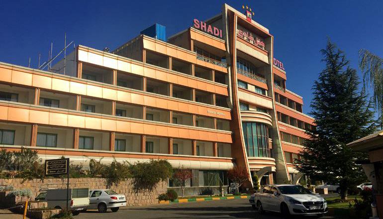 بهترین هتل های کردستان؛ اقامتی آسوده در خنکای شهر