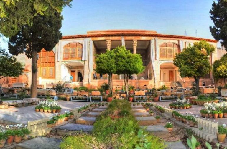 باغ هفت تنان شیراز؛ یادگاری چندینوچند ساله از کریمخان زند