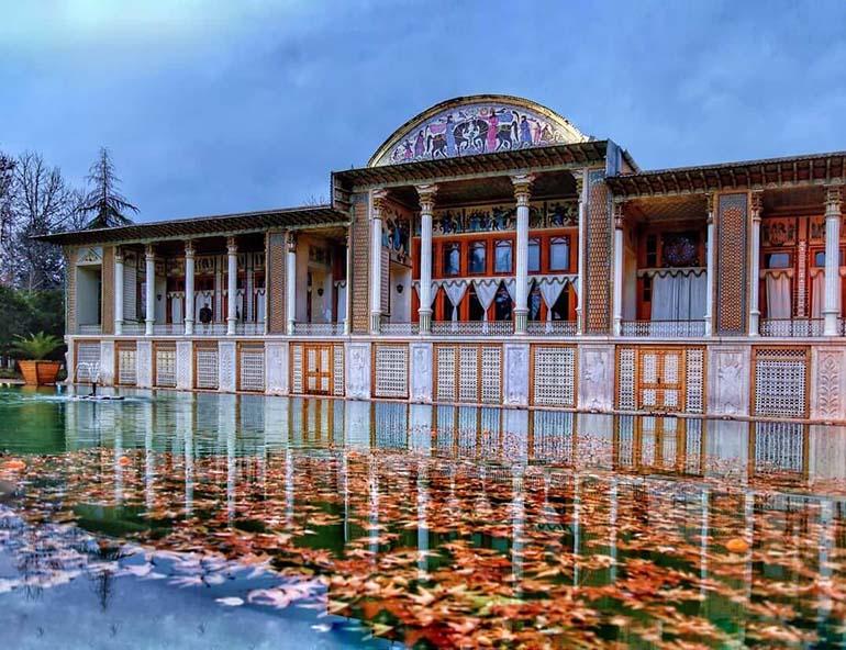 باغ عفیف آباد شیراز؛ چهطور در باغ سبز معنایی تازه پیدا کرد؟
