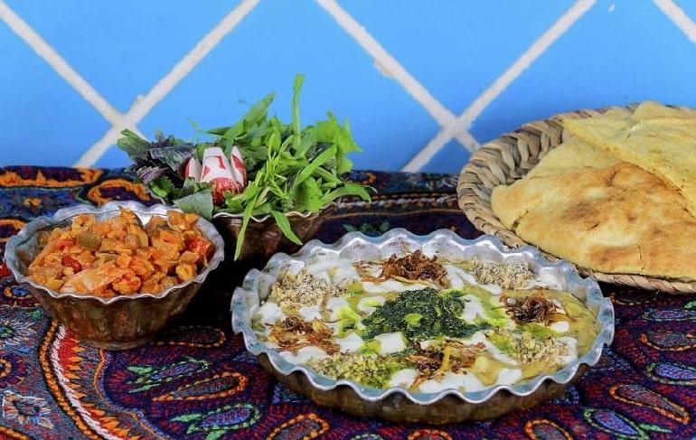 غذاهای محلی کرمان؛ شهر طعمهای خوش