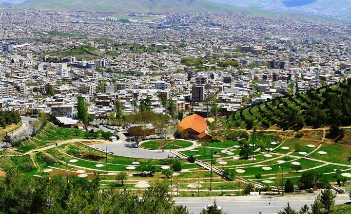 مراکز خرید کردستان از پاساژهای مدرن تا بازارچه های مرزی