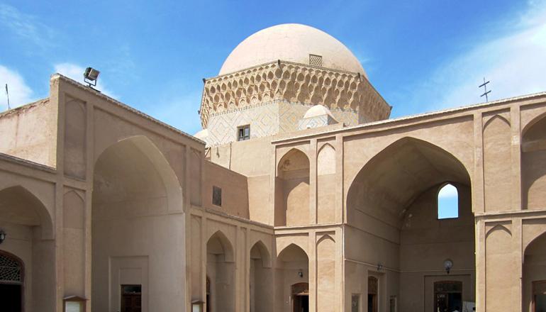 زندان اسکندر یزد؛ خانه دوم بچهها