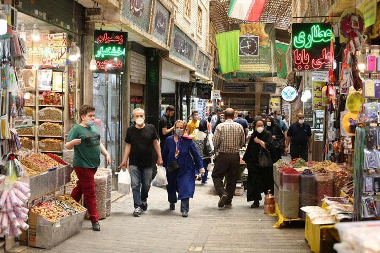 بازار تجریش تهران؛ تماشای شهر از قلب تاریخ
