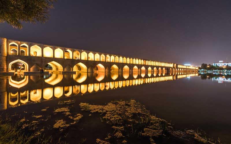 دیدنی های اصفهان - 33 پل