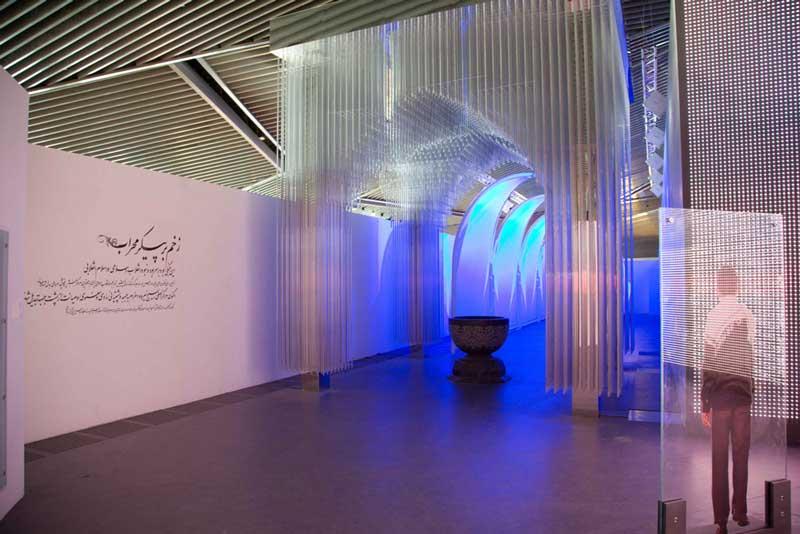 تالار دفاع موزه دفاع مقدس از فهرست موزه های تهران