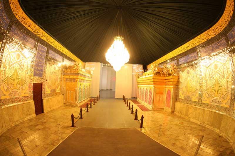 تالار شهادت موزه دفاع مقدس از فهرست موزه های تهران