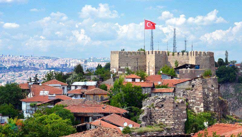مسافرت ارزان خارجی - ترکیه آنکارا