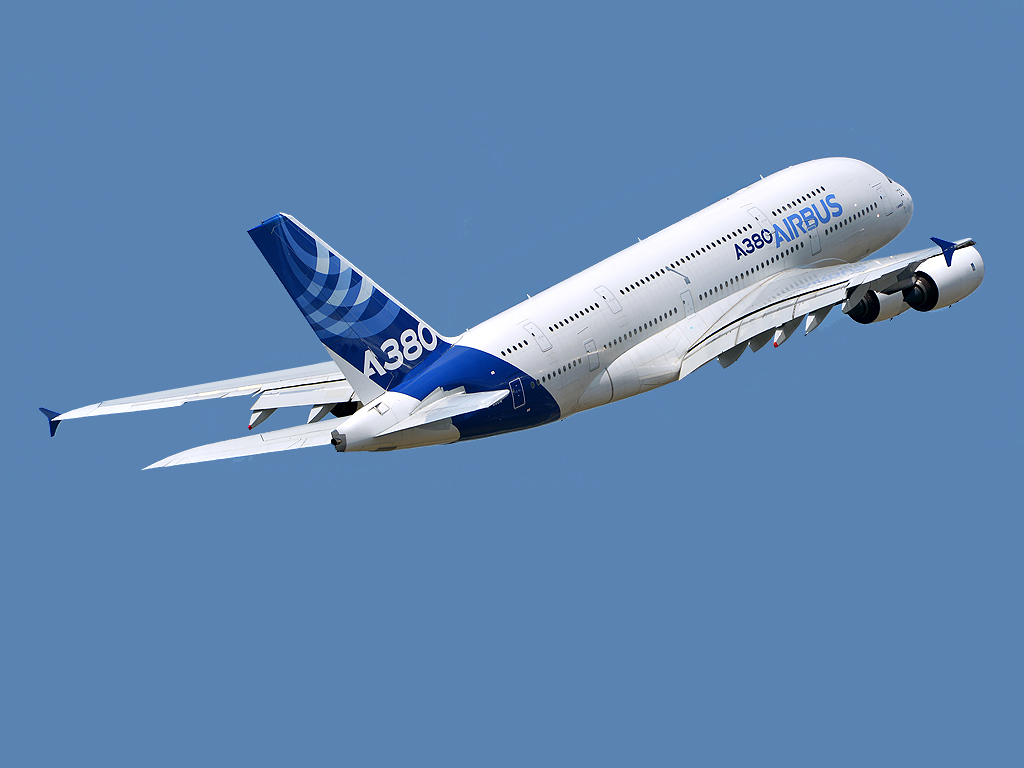 هواپیما Airbus A380 21
