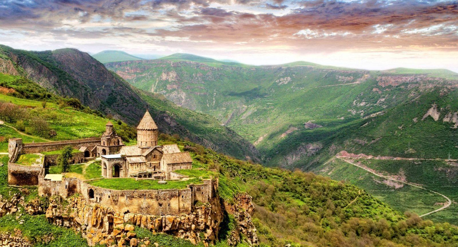 سفر زمینی به ایروان/ارمنستان از مرز نوردوز