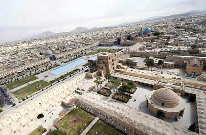 شهر کویری اصفهان