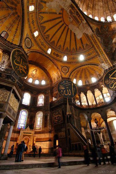 دیدنی های استانبول - ایا صوفیه
