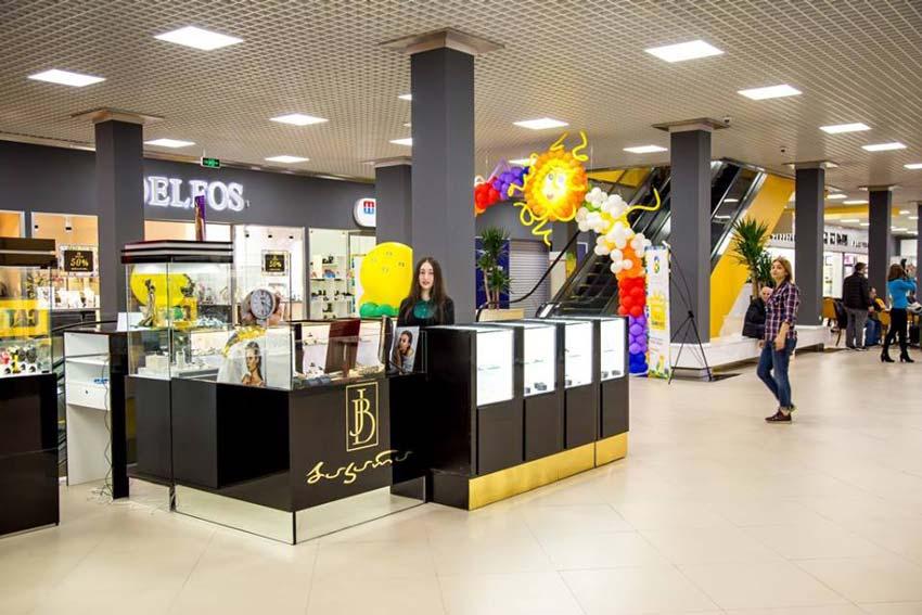 مراکز خرید گرجستان
