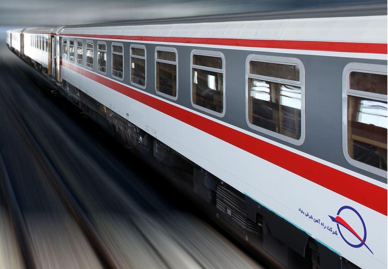 قطار سروش بن ریل