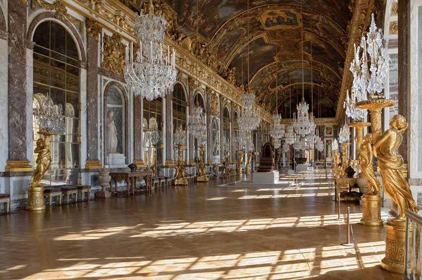 کاخ ورسای راهنمای سفر به پاریس