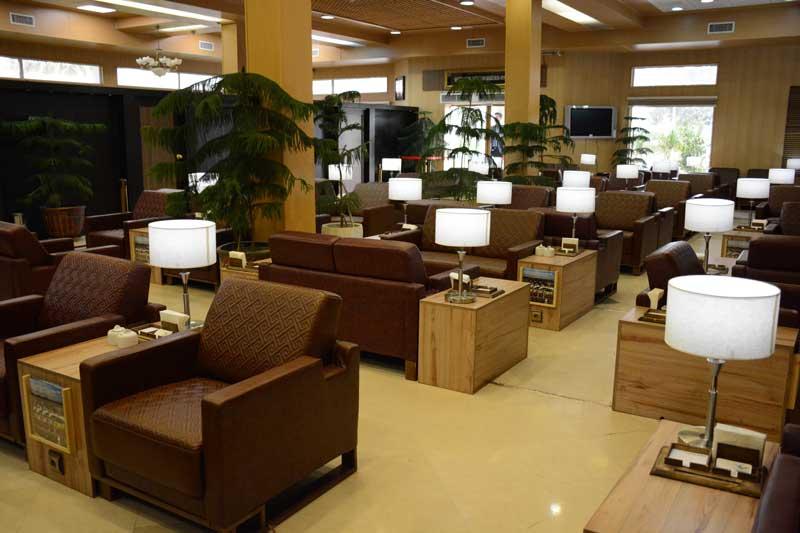 کافیشاپ و رستوران فرودگاه کیش