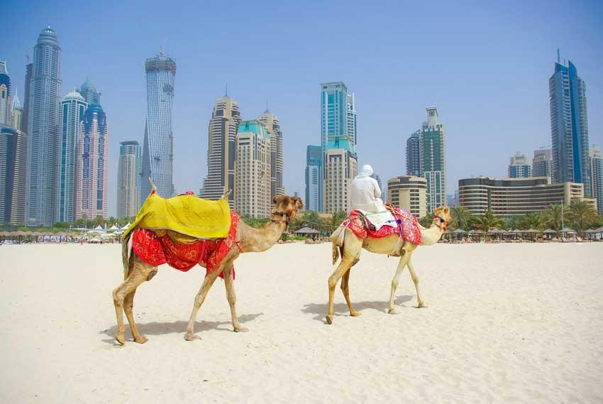 به صرفه ترین کشور برای سفر - امارات متحده عربی