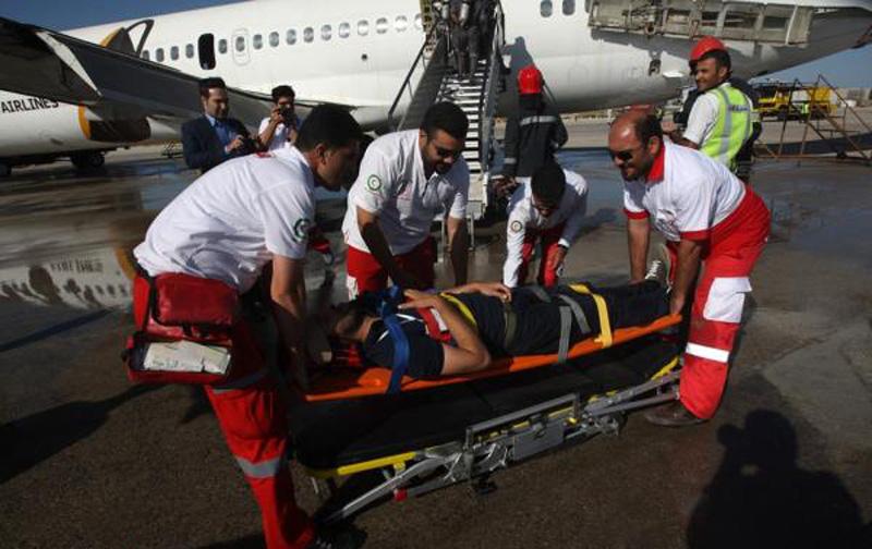 بخش اورژانس فرودگاه کیش