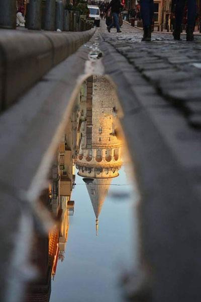 جاهای دیدنی استانبول - برج گالاتا