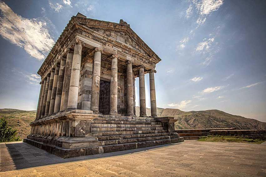 معبد گارنی ایروان