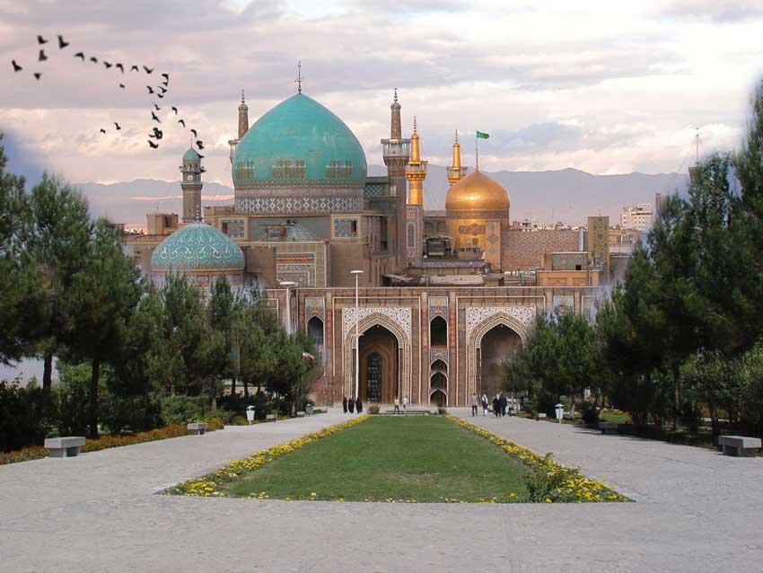 دیدنی های مشهد مسجد گوهرشاد