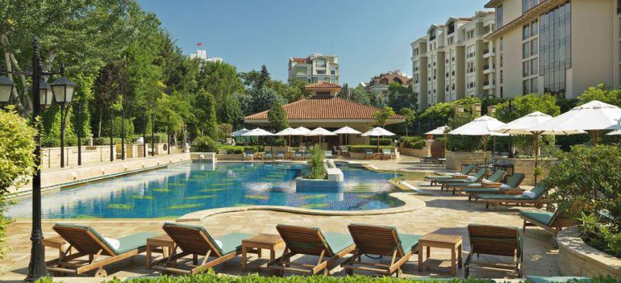 هتل های استانبول در میدان تقسیم