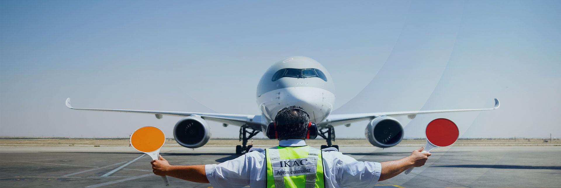 هواپیمایی های فرودگاه امام خمینی