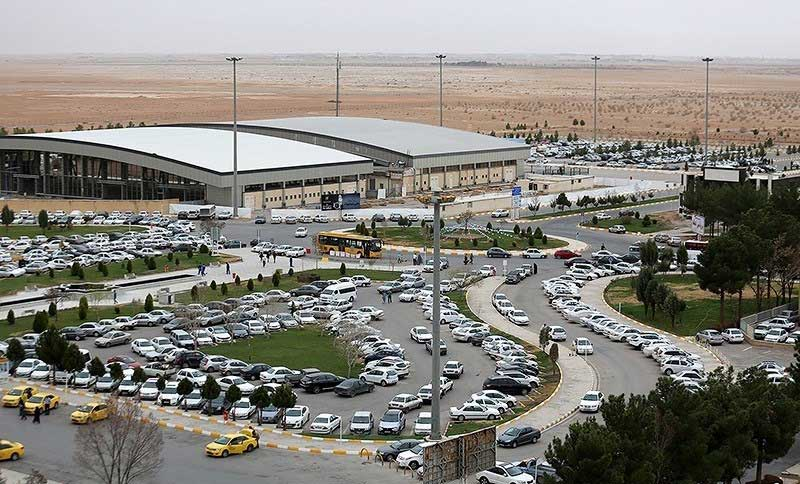 فرودگاه بین المللی شهید بهشتی اصفهان