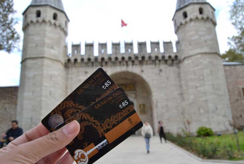 کارت موزه استانبول سفر به استانبول