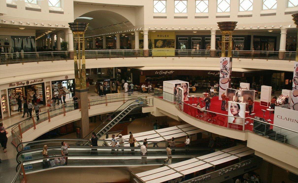 مرکز خرید کرامه دبی