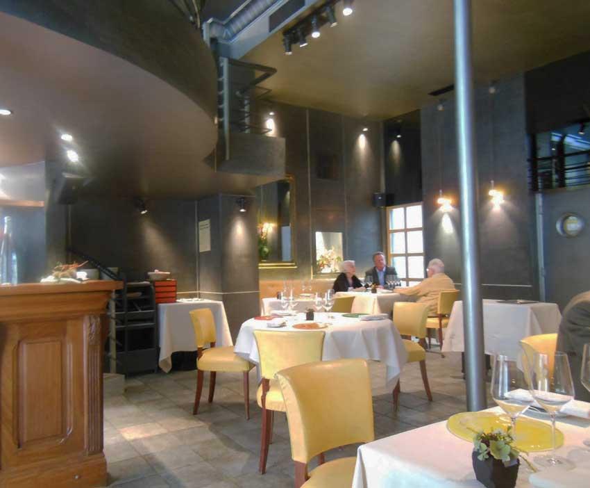 رستوران آسترانس هزینه سفر به پاریس