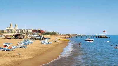 ساحل لارا - آنتالیا