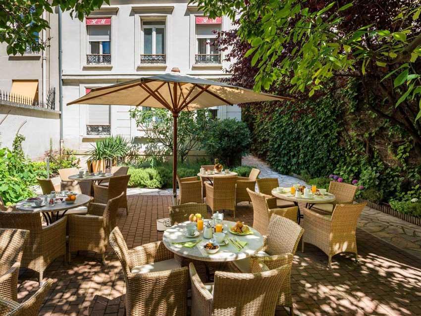 هتل ماژلان پاریس