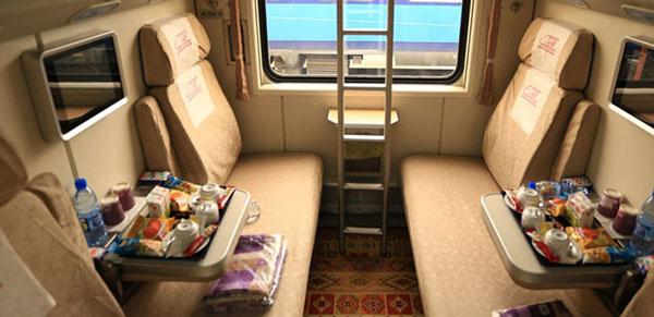 قطارهای مشهد