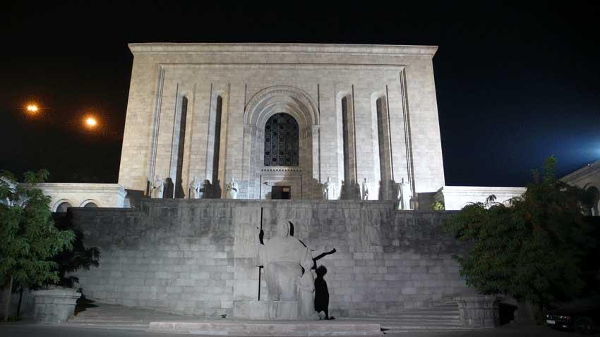 کتابخانه تاریخی ایروان