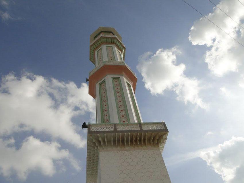 جاهای دیدنی چابهار - مسجد جامع تیس