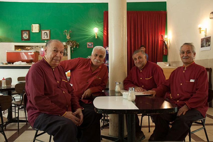 فهرست بهترین کافه های تهران