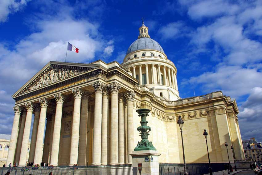 معبد پانتئون پاریس