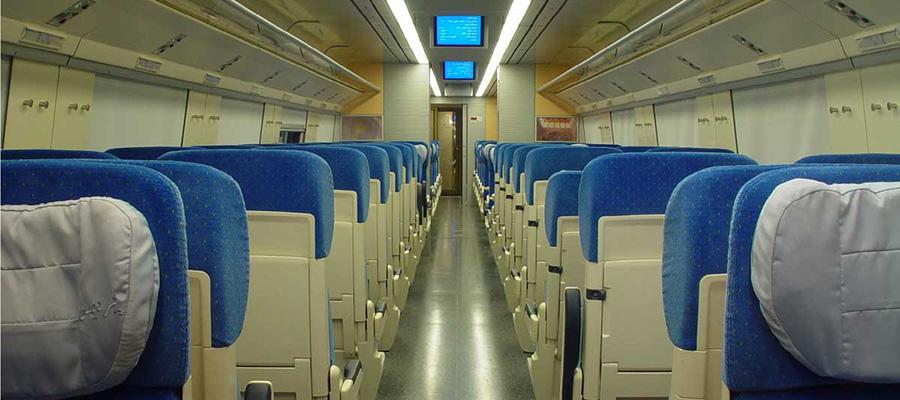 قطار اتوبوسی تهران یزد (بلیط قطار تهران - یزد)