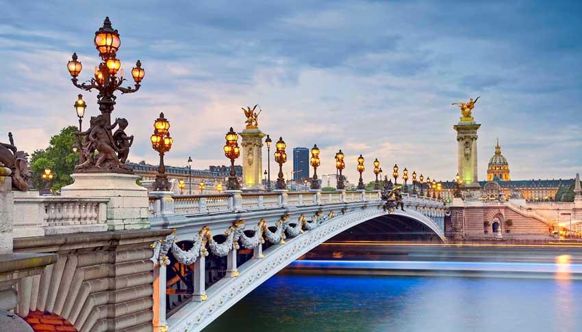 سفر به پاریس تور پاریس