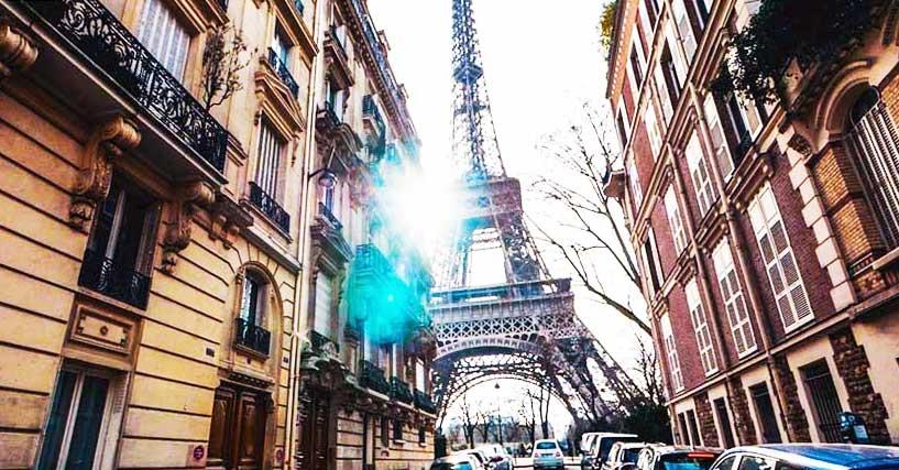 اطلاعات پاریس سفر به پاریس