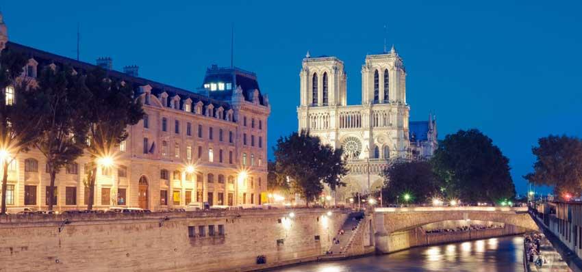 آب و هوای پاریس تور پاریس