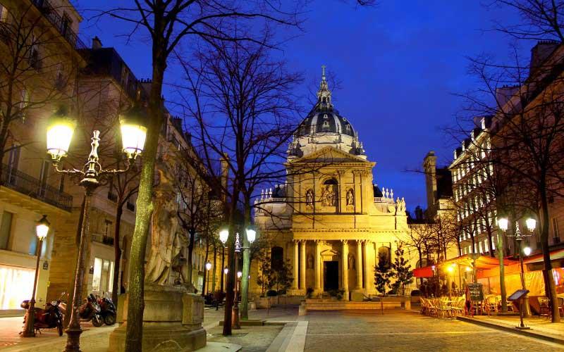 محله لاتین پاریس