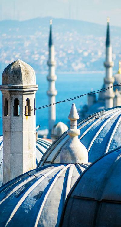 مکان های دیدنی استانبول - مسجد سلیمانیه