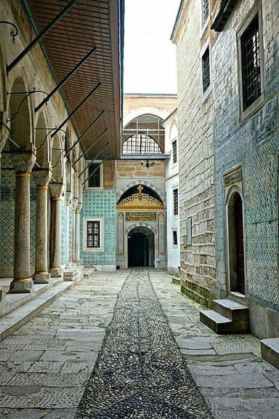 جاهای دیدنی استانبول - کاخ تاپکاپی