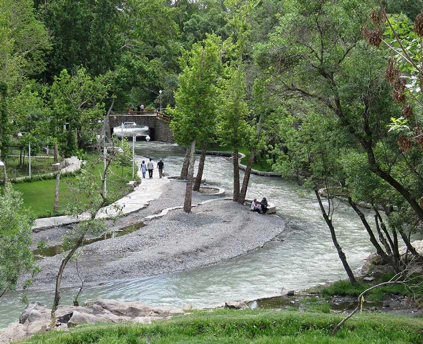 مکان های تفریحی مشهد پارک وکیل آباد