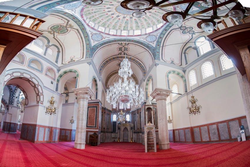 جاهای تاریخی استانبول - مسجد زیرک